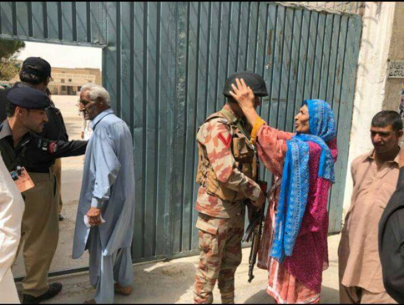 Three Pakistan Army troops martyred while protecting polling staff in Balochistan
