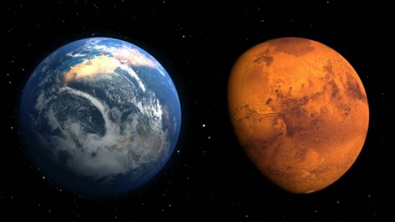 Mars is shining big & bright as it comes closest to Earth in 15 years