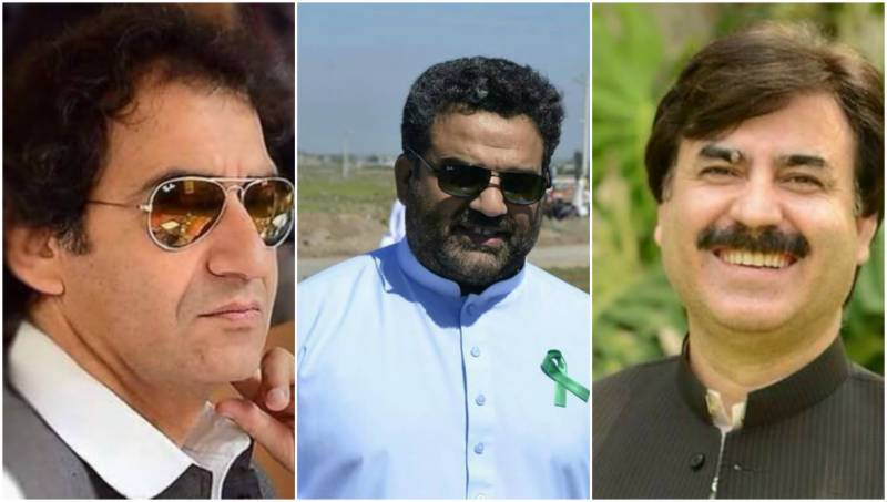 PTI shortlists names for KP CM post