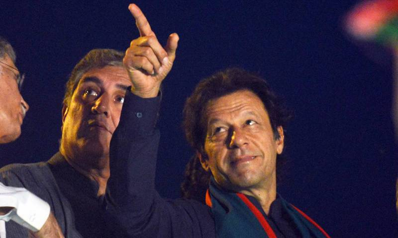 Imran Khan announces date for oath-taking ceremony