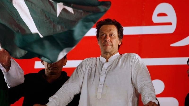 Imran Khan as next Prime Minister of Pakistan and education emergency