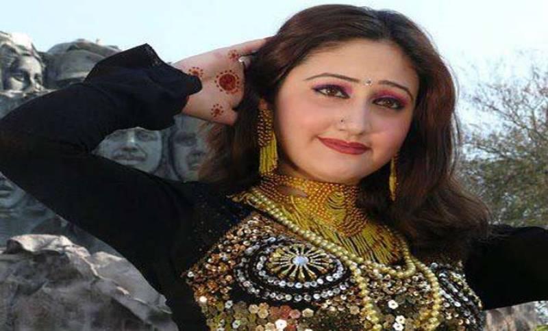 Husband kills Pashto stage actress Reshma in Nowshera