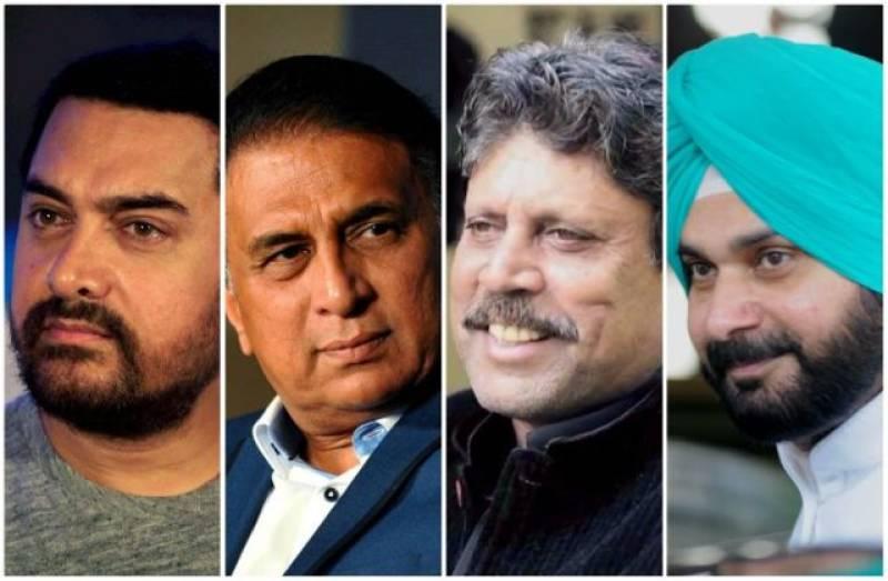 Imran Khan invites Aamir Khan, Gavaskar, Kapil Dev to oath ceremony: Indian media