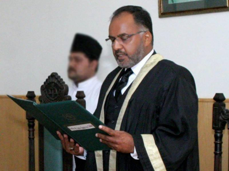Justice Siddiqui issued show-cause notice for aggressive speech against ISI