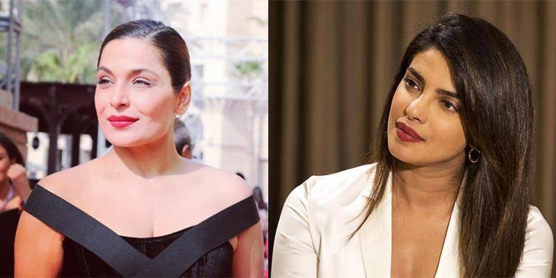 Meera jee boasts acting better than Priyanka Chopra
