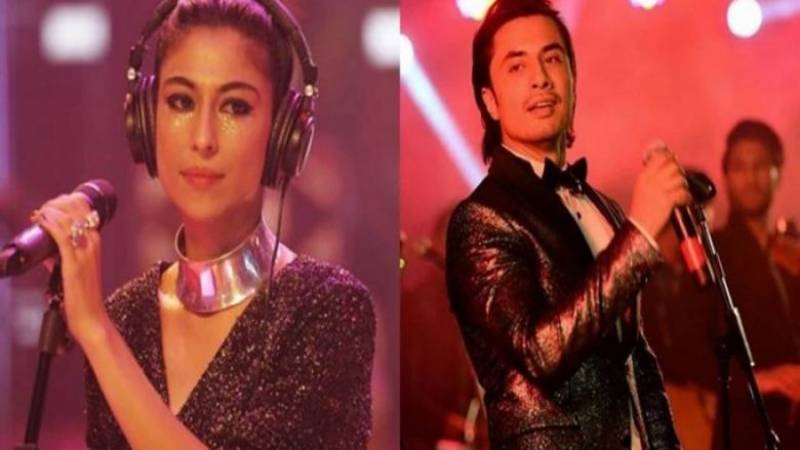 Meesha Shafi's sexual harassment appeal against Ali Zafar has been dismissed by Punjab Governor
