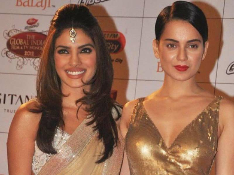 'Spoke to her, She seems excited' Kangana Ranaut on Priyanka's reported engagement