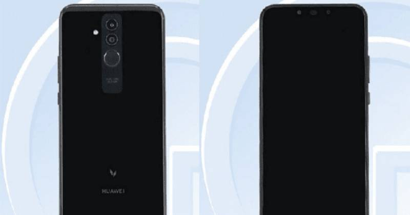 Huawei Mate 20 lite specifications listed on TENAA