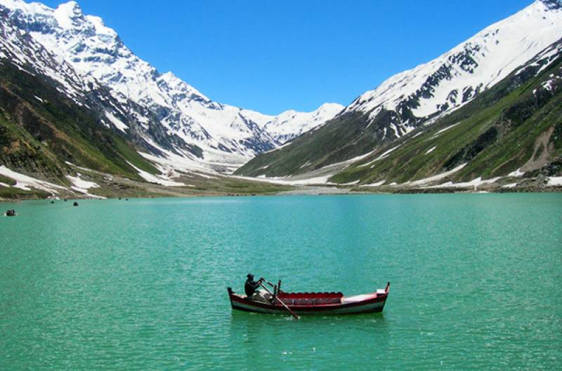 Imran Khan-led PTI govt to uplift tourism industry