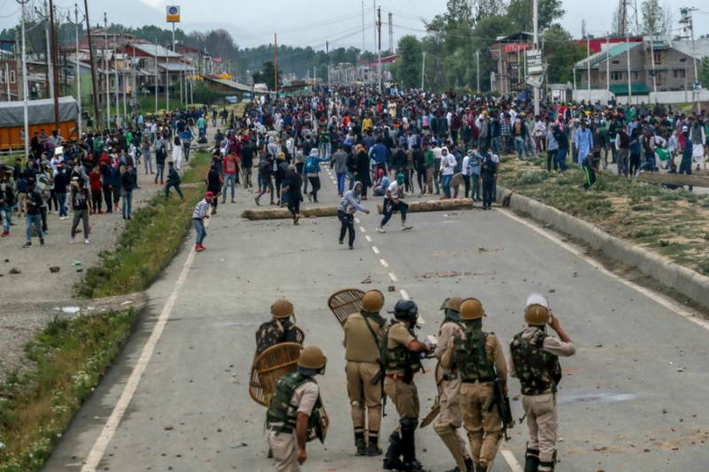 Indian forces martyr two more youth in occupied Kashmir
