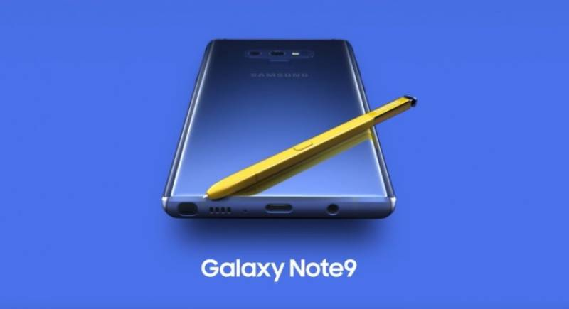 Samsung accidentally reveals Galaxy Note 9 intro video ahead of launch