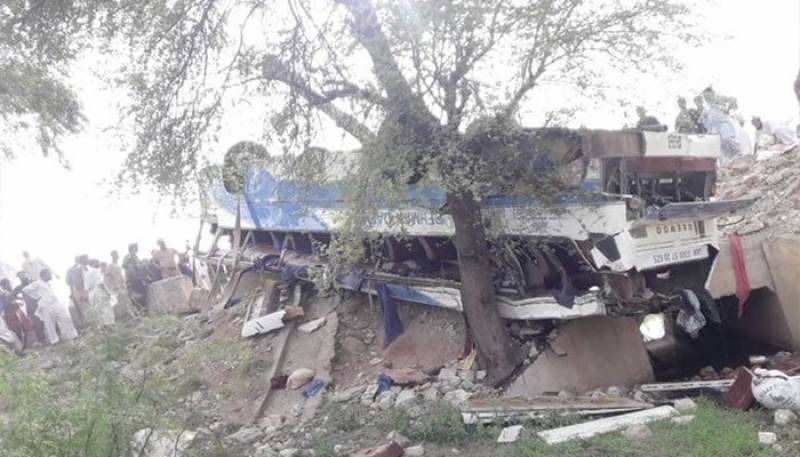 21 dead, several others injured in Kohat road accident