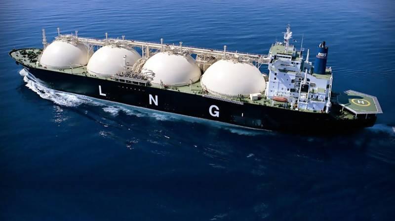 Azerbaijan set to send LNG shipment to Pakistan