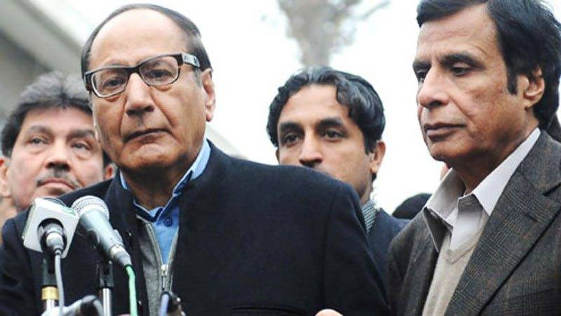Ch Shujaat Hussain to contest NA-65 by-poll, announces PML-Q
