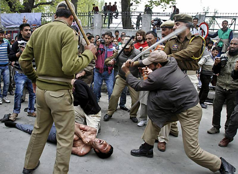 Five Kashmiri youth killed as Indian atrocities continue in held Kashmir