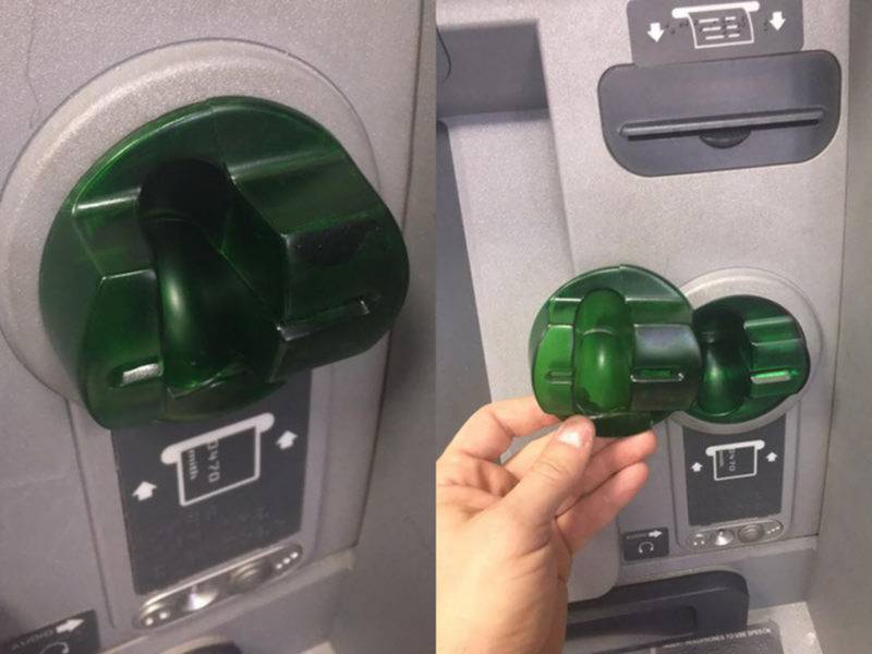 Here's how to detect skimming devices to avoid ATM card frauds