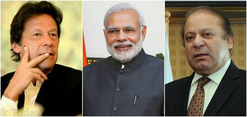 Indo Pak relations, Imran Khan and Nawaz Sharif