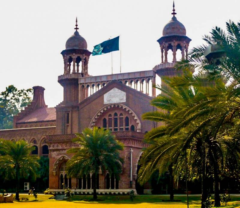 LHC forms bench to hear plea against Sharifs conviction in Avenfield reference