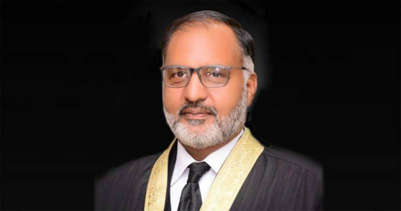 'Serious life threats to me and my family,' claims IHC's Justice Siddiqui