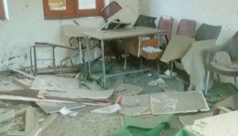Ten suspects arrested for torching 12 schools in Diamir, Chillas