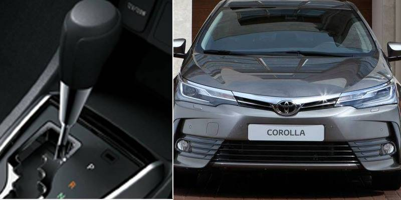 Toyota launches Corolla XLi with automatic transmission in Pakistan