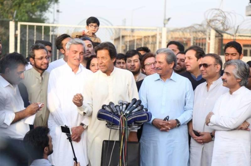 You won't become CM Punjab despite excessive media campaign, Imran Khan schools hopefuls