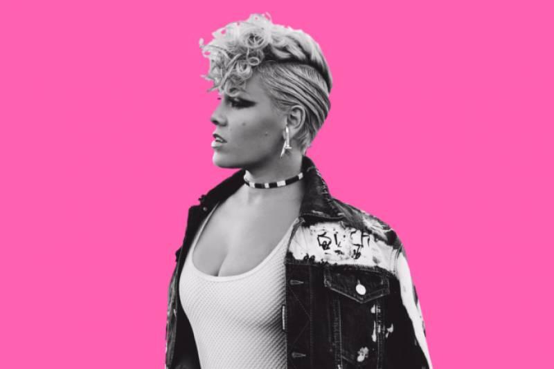 American vocalist Pink cancels concert after being hospitalized