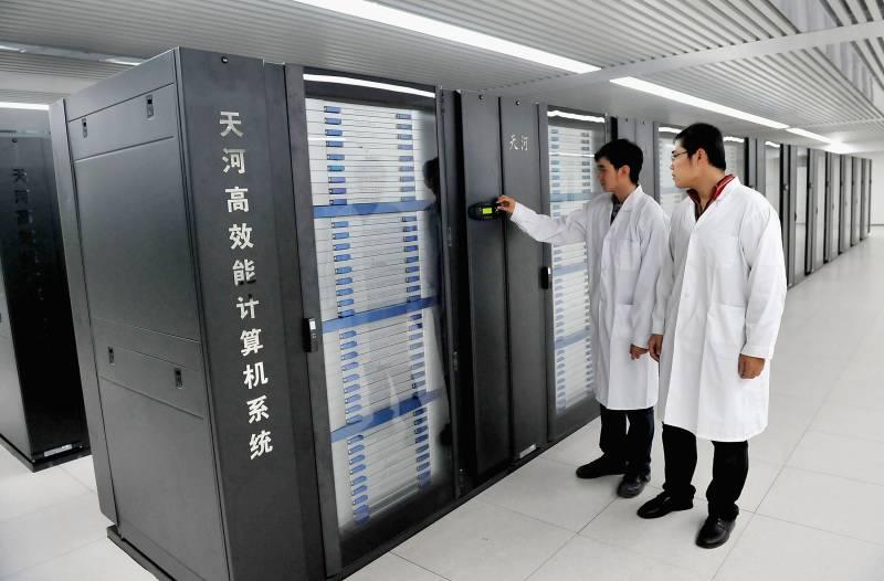 China's new generation supercomputer can perform quintillion calculations per second