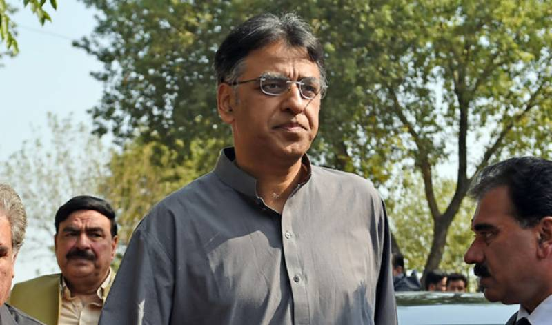 Overseas Pakistanis to have profitable packages in Pakistan, assures Asad Umer