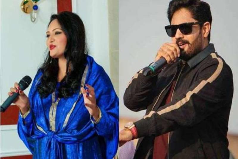 Abrar-ul-Haq, Saira Peter team up for Jashn-e-Azadi show