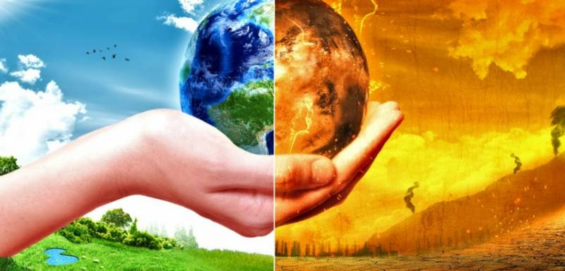 AGAHI, UoB to focus on global warming in Pakistan