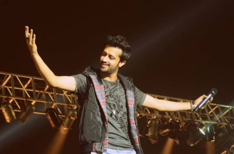Atif Aslam replies to haters for singing Bollywood song at 'Independence Parade'
