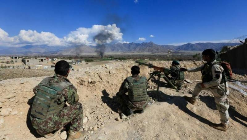 Fight between Taliban, Afghan forces underway to take Ghazni's control