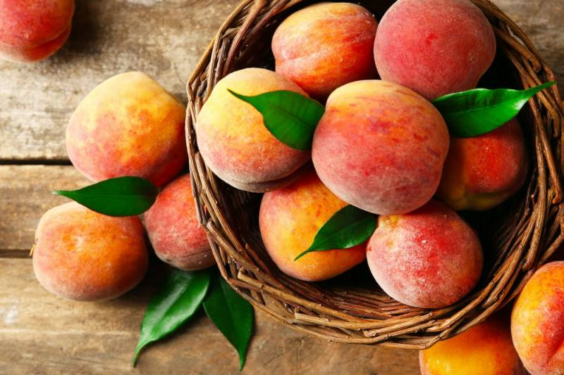 Top 6 health benefits of peaches