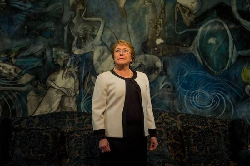 UN appoints Chile's Michelle Bachelet as next human rights chief