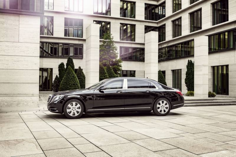 Six ultra-luxury Mercedes S600 Maybach delivered to PM House: report