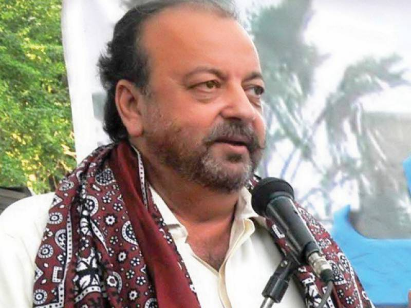 Agha Siraj Durrani sworn in as Speaker Sindh Assembly