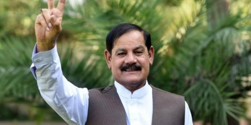 Mushtaq Ghani elected Speaker KP Assembly