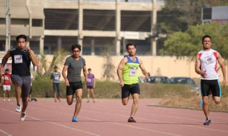 PU opens 2km long jogging track