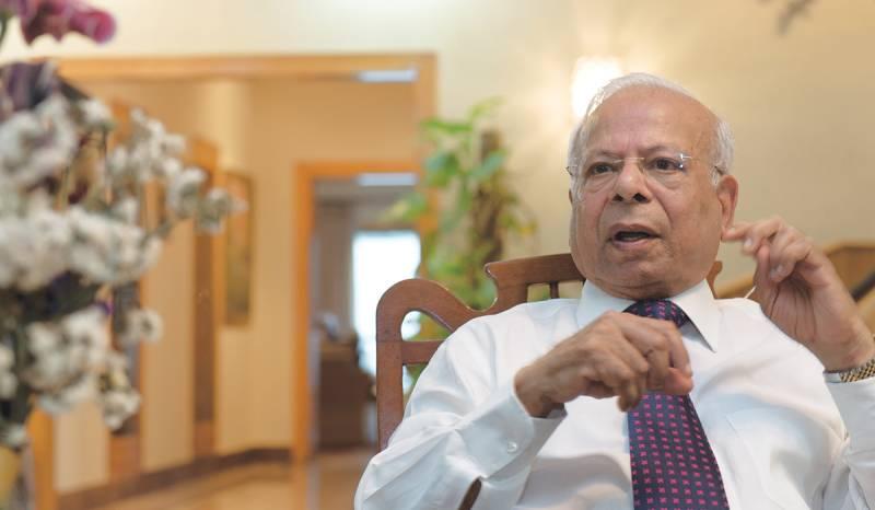 PM Khan's maiden address reflective of adviser Ishrat Hussain's vision