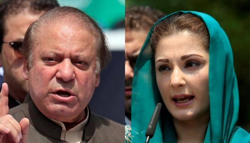 Nawaz, Maryam put on ECL after Imran Khan's cabinet gives approval