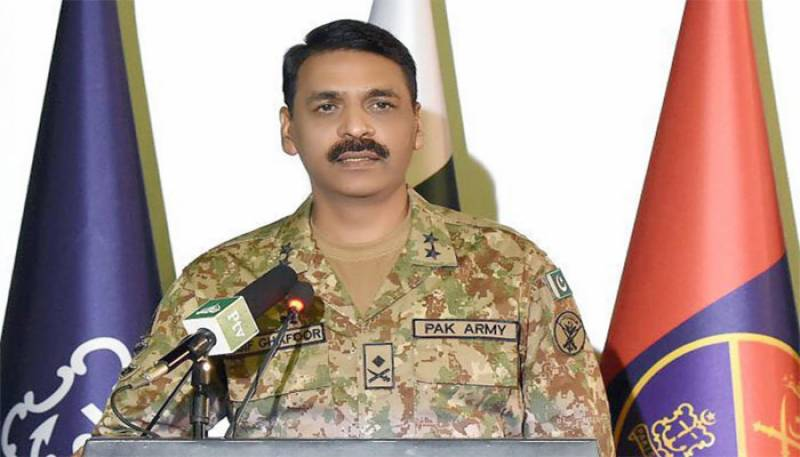 Armed forces wish a very happy Eid to fellow Pakistanis