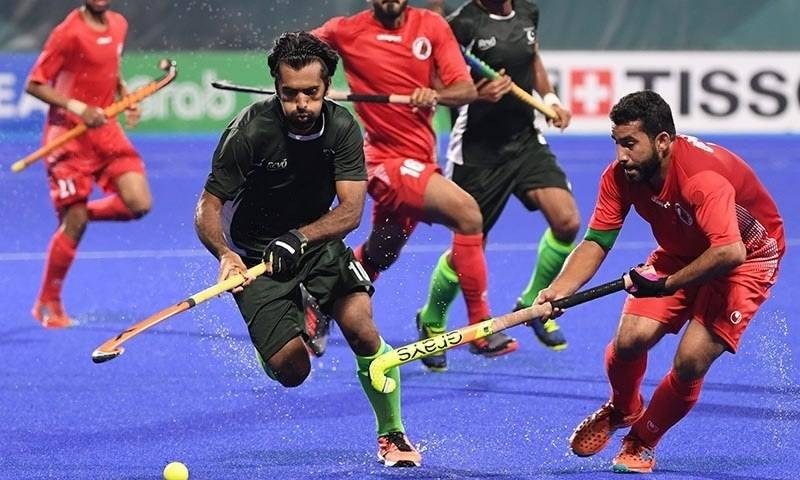 Asian Games Hockey 2018: Pakistan outclass Kazakhstan 16-0 in third consecutive win