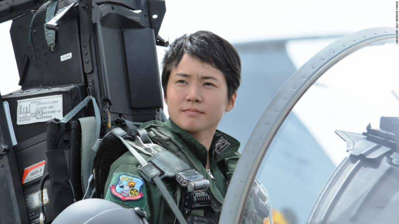 Meet Misa Matsushima - Japan's first woman fighter pilot