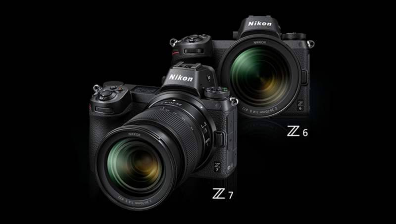 Nikon takes on Sony with new full-frame mirrorless cameras