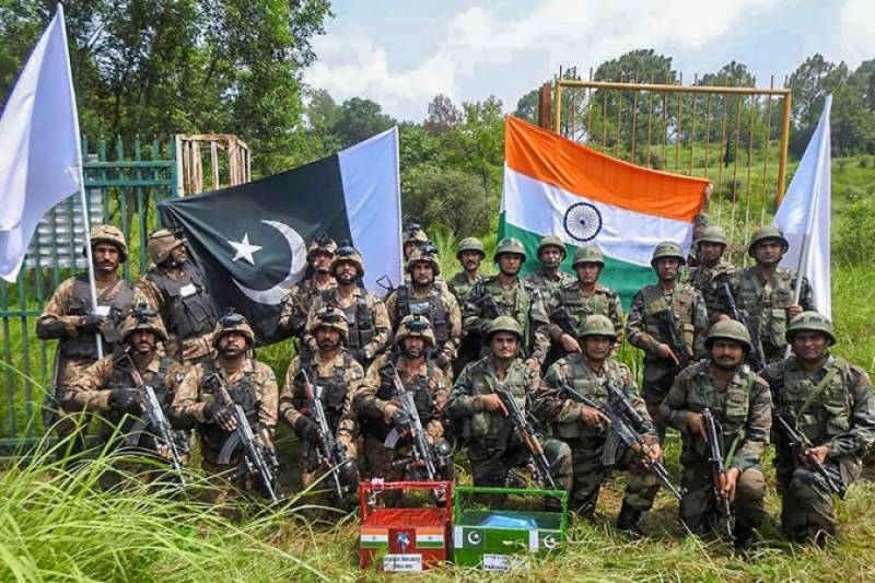SCO Peace Mission 2018: Pakistan, India conduct first joint anti-terror exercise in Russia