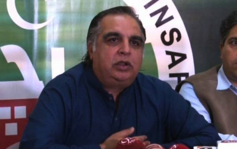 Imran Ismail to take oath as Sindh Governor on Monday