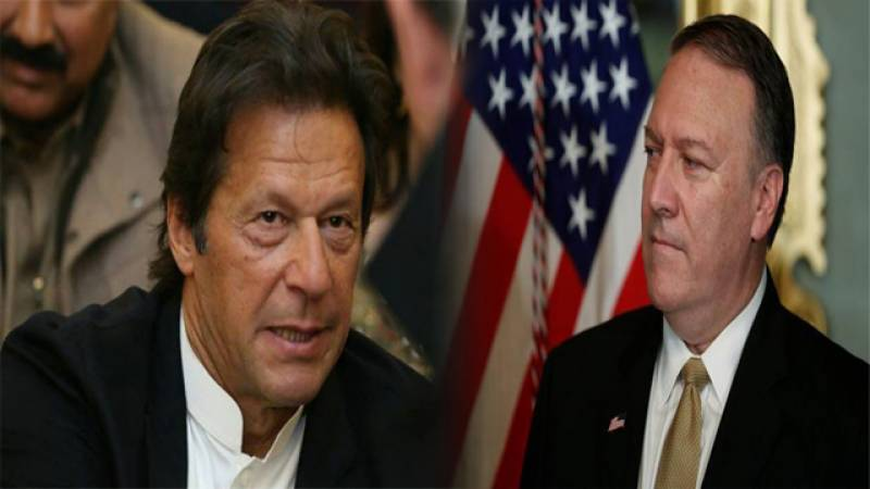 Diplomatic embarrassment: US releases transcript of PM Khan, Pompeo phone call