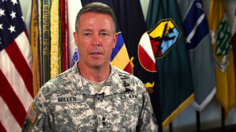 New US army general assumes NATO mission in Afghanistan