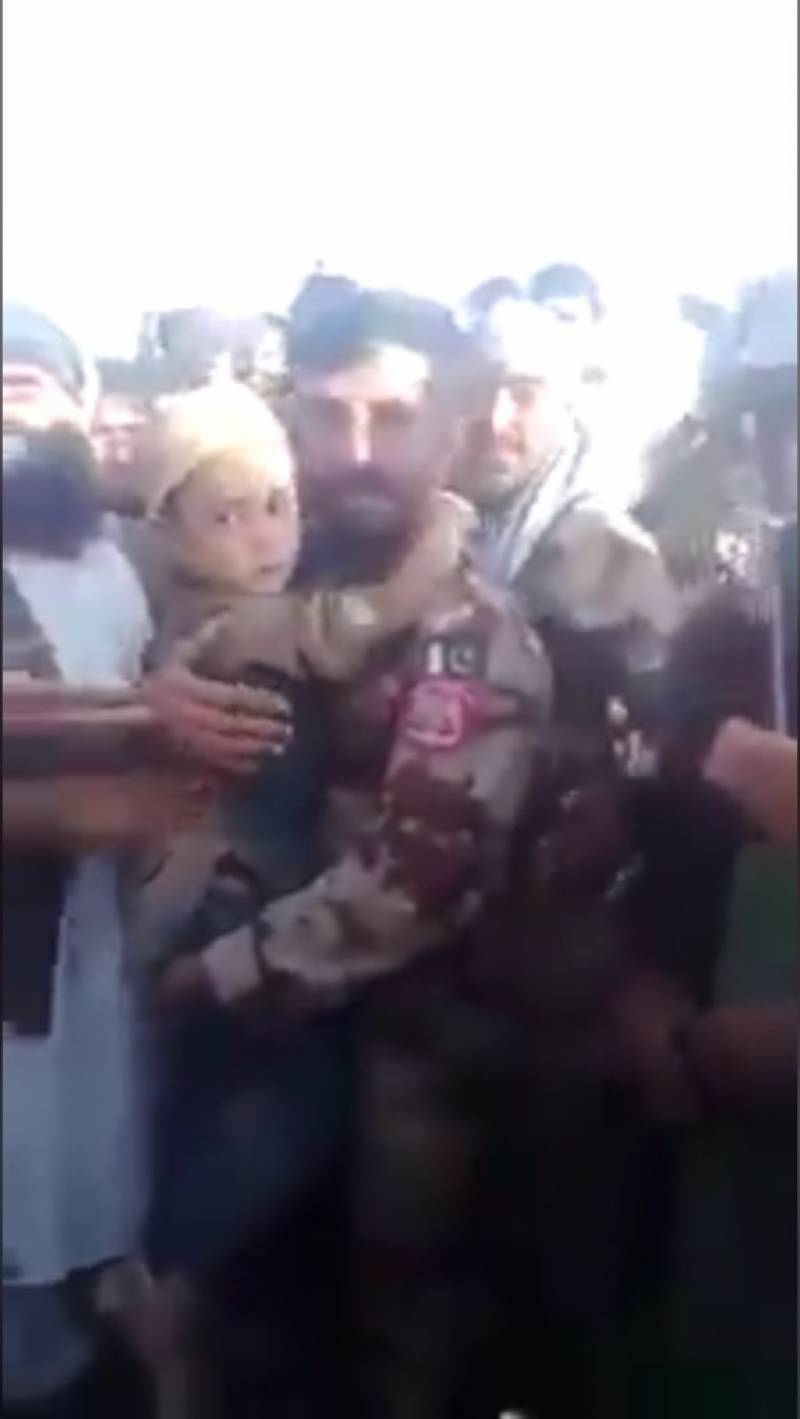 VIDEO: FC rescues 4-year child in Lorelai